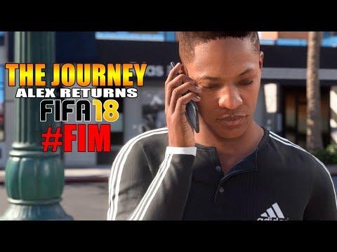 FIFA 18 THE JOURNEY #FIM | FAMÍLIA É TUDO (ALEX HUNTER RETURNS PORTUGUÊS)