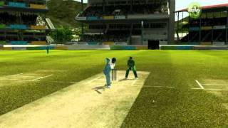 Brian Lara international Cricket 2007( PC Gameplay ) - India Vs Bangladesh Part - 3