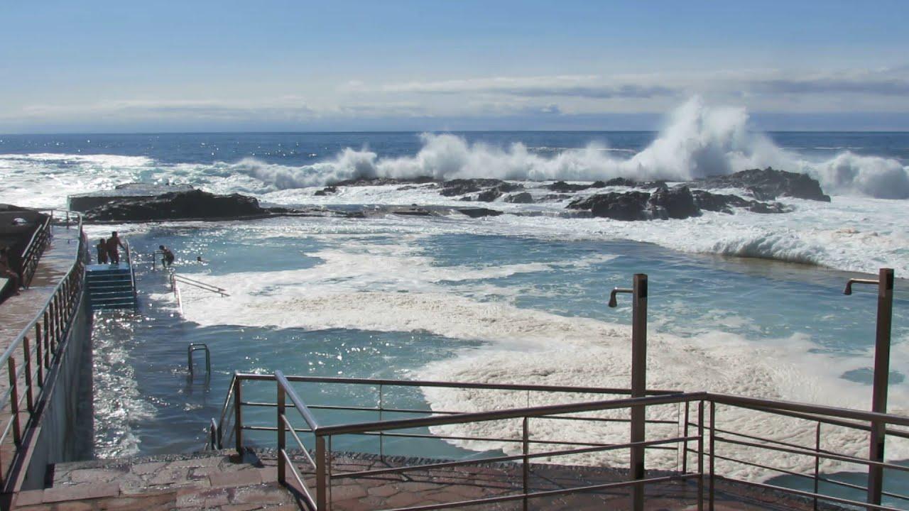 Mesa del Mar  Grandes olas  Big waves  Vagues normes