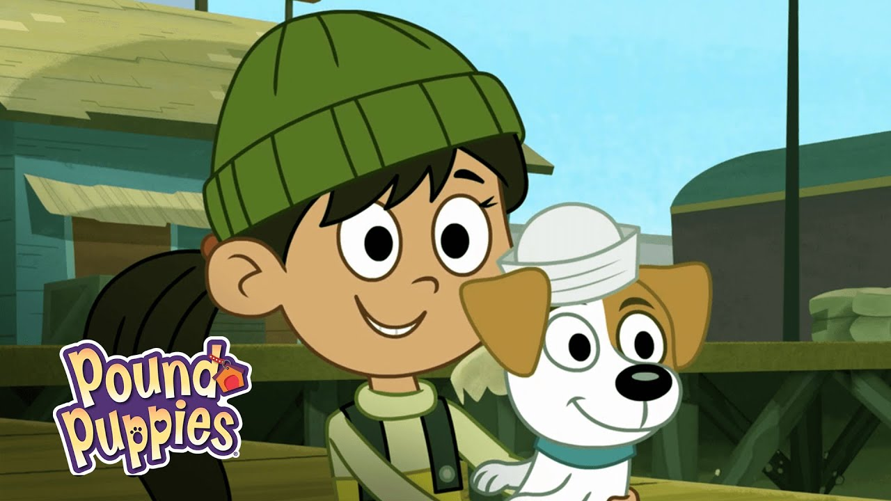 Pound Puppies Captain Pete & Salty s Dream