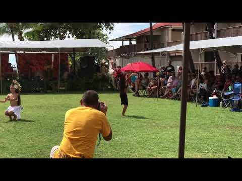 Heiva I Hawaii 2018 -Kailua Kona Hawaii