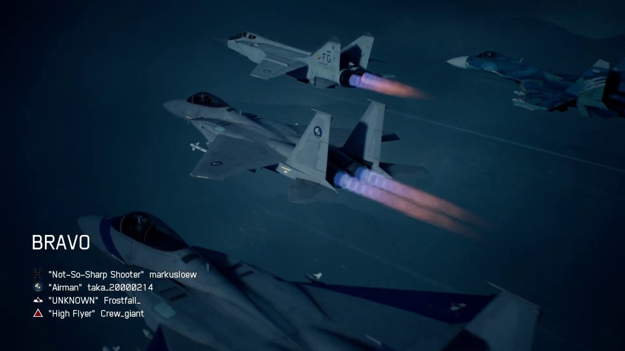 The Round Table Ace Combat.Ace Combat 7 Online 4v4 Galm 1 Demon Lord Of The Round Table 12 Kills 0 Deaths