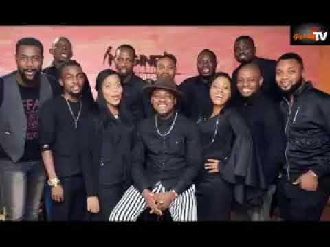 AWESOME BAND LATEST AND RAMPANT  HIT TRACK ,LIVE HIPHOP TUNGBA MIX