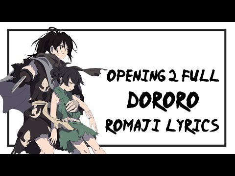 Dororo OP 2 FULL Lyrics Asian Kung-Fu Generation - Dororo