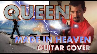 Queen - Made in Heaven - Cover