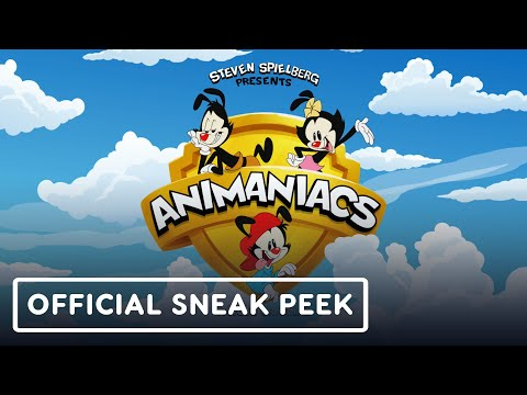 Animaniacs - Official Sneak Peek (2020)