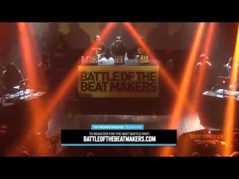 Battle of the Beat Makers 2015 - Part 3 (Boi-1da, Southside & Lil' Bibby)
