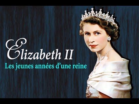 Elizabeth II - Les jeunes années d'une reine (1/2)