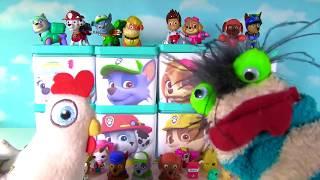 Video Huge PAW PATROL Surprise Blind Boxes Toy Show - Shopkins Mashems Chocolate Suprises Eggs download MP3, 3GP, MP4, WEBM, AVI, FLV Agustus 2017