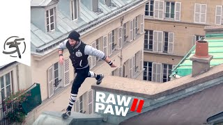Raw Paw II - French Freerun Family