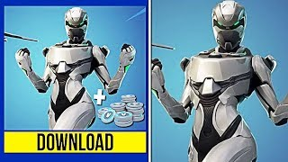 "How To Download The New ""EON SKIN BUNDLE + 2,000 VBUCKS"" in Fortnite! (NEW XBOX SKIN PACK)"