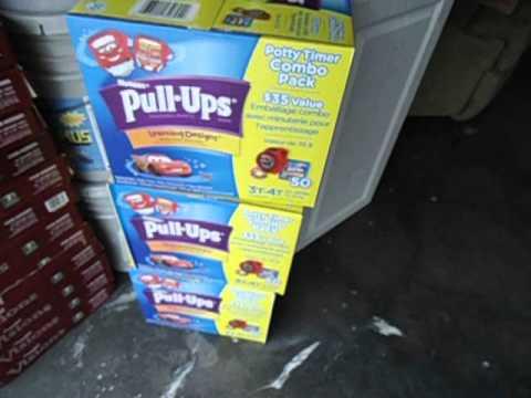 HOT DEAL ON HUGGIES PULL UPS AT WALMART!!!!
