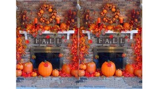 Halloween Mantel Decoration Ideas 3