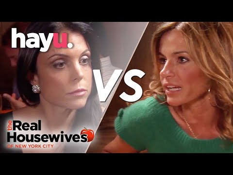 Bethenny VS Kelly Pt. 3: The Charity Event | The Real Housewives of New York City