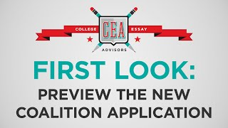 First Look: Preview the Coalition Application Platform as of June 2016