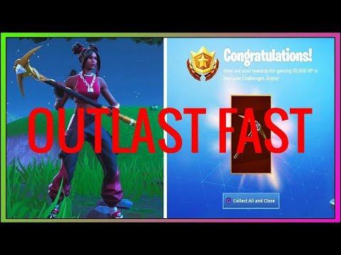 *NEW* HOW TO OUTLAST OPPONENTS FAST IN FORTNITE! [SEASON 9] (2019) Fortnite Battle Royale