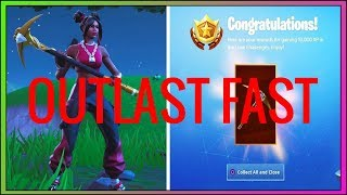 *NEW* HOW TO OUTLAST OPPONENTS FAST IN FORTNITE! [SEASON 9] (2019) Fortnite Battle Royale