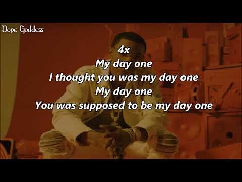 A Boogie Wit Da Hoodie - My Day One (Lyrics)