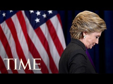 Hillary Clinton Is Slightly Less Popular Than President Trump According To Bloomberg Poll | TIME
