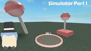 Roblox How to make a simulator part1