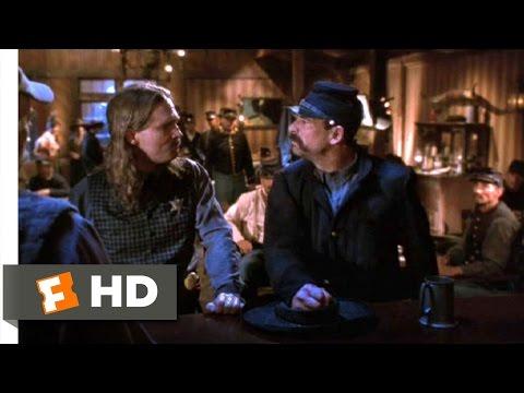 Wild Bill (1/10) Movie CLIP - Saloon Brawl (1995) HD Mp3