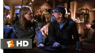 Wild Bill (1/10) Movie CLIP - Saloon Brawl (1995) HD