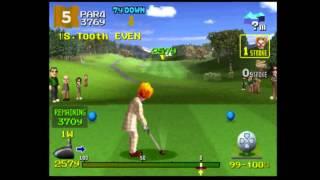 Hot Shots Golf 2 (Everybody's Golf 2) - VS. Sir Dan (Another attempt) - 1 / 3