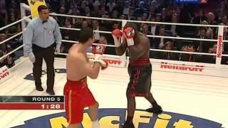 Владимир Кличко vs Хасим Рахман.flv