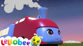 WHEELS ON THE TRAIN! | NEW Little Baby Bum: Nursery Rhymes & Kids Songs ♫ | ABCs and 123s