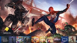 Marvel's Spider Man PS4 Theme FREE! (illustrated By Legendary Artist Marko Djurdjevic)