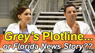Grey's Anatomy case or Florida news story? We quiz the cast!