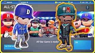 🔴LIVE Baseball 9 All Star Game !! Update 1.7.8