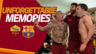 OTD | ROMA 3-0 BARCELLONA | UNFORGETTABLE MEMORIES | Season 2017-18