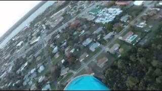 Gliding over Stuart FL (part 1)