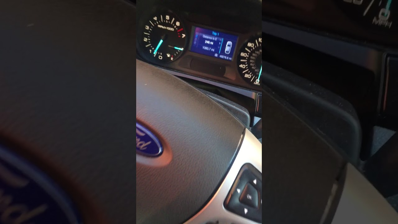 New Ford Edge >> 2013 Ford Edge Aftermarket Back-Up Camera - YouTube