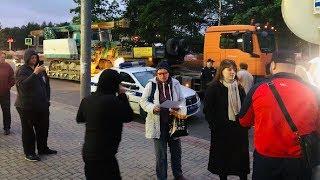 СРОЧНО⚡️Прорыв техники на Осеннем бульваре 8А в Москве / LIVE 24.05.19