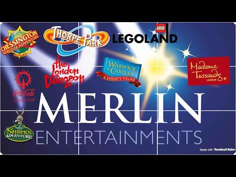 8 Merlin Attractions in 1 week