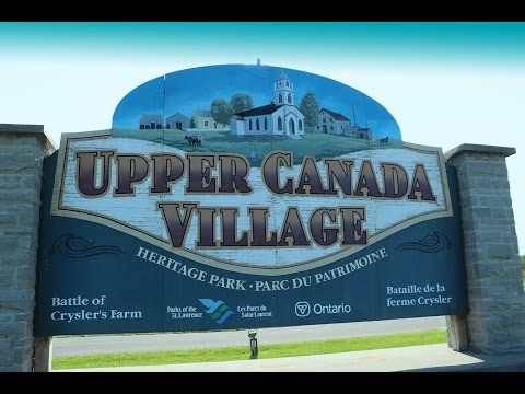 Travel Guide Travel Information at Upper Canada village หมู่บ้านสมัยโบราณ