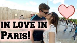 IN LOVE IN PARIS! | AnKat