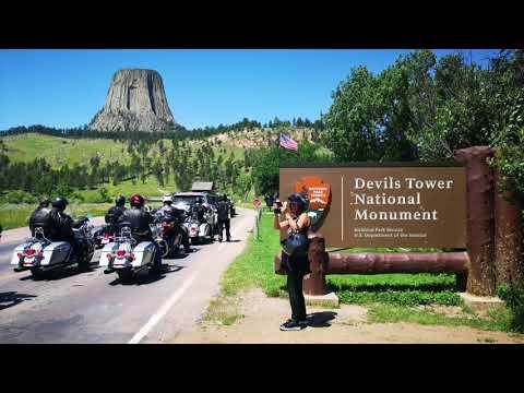 Rocky Mountains Tour USA-BIKER-TOUR
