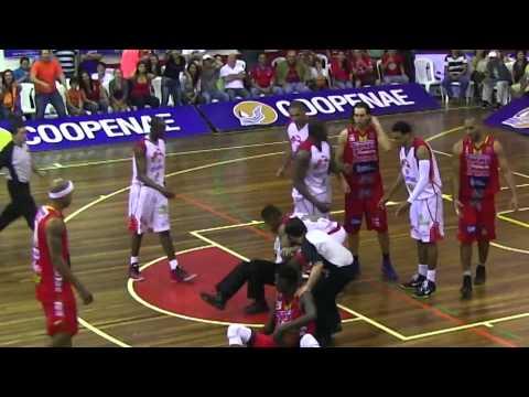 San Ramón vs Ferretería Brenes Barva 12 ago 2012