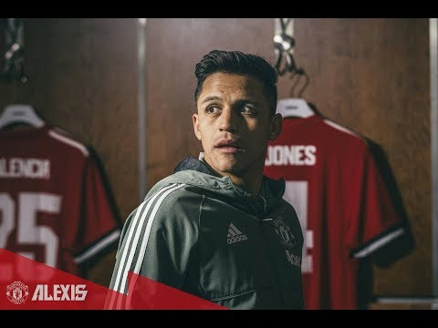 Alexis Sanchez - Behind The Scenes Footage . Goosebumps