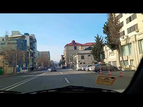 BOLT Taxi Ride in Baku | Shaoor in Azerbaijan