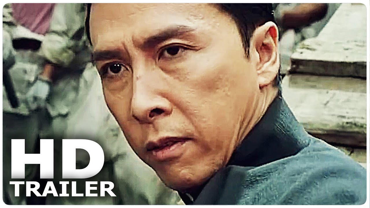 IP MAN 3 Trailer German Deutsch 2016 - YouTube