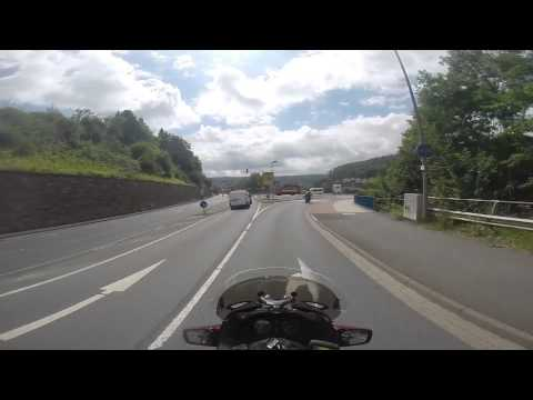Full length 30 min feature on the Magellan Motorcycle tours Harz Germany trip 2015