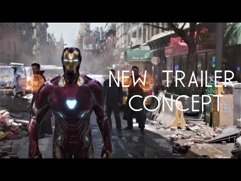 Marvel Studios' Avengers: Infinity War Teaser Trailer 2 ( Fan made )