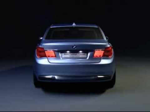 BMW 7-series active hybrid - YouTube
