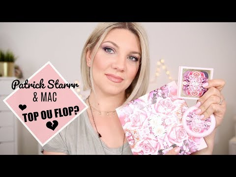 NOUVEAU| Collection printemps Patrick Starrr x Mac Cosmetics, Floral Realness | Feat Danisha Pop!