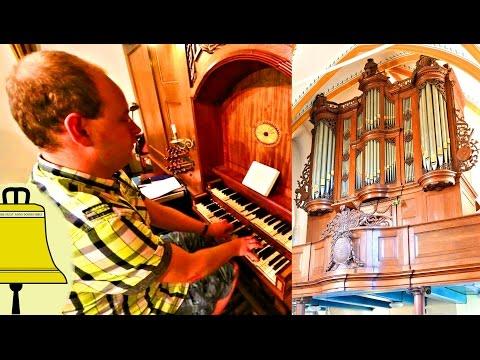 Gezang 49, De vogels van de bomen: Samenzang Hervormde kerk Bellingwolde