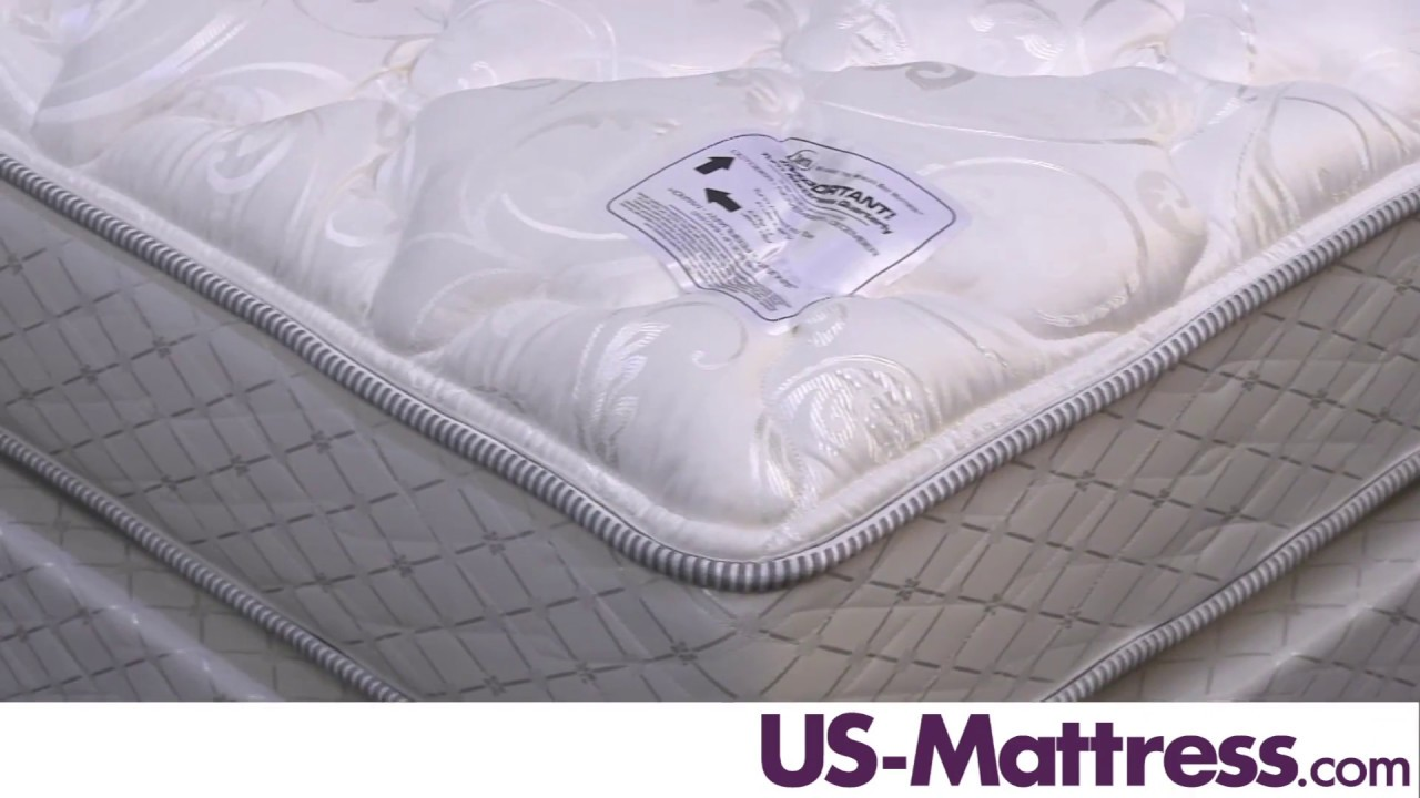 Serta Perfect Sleeper Hotel Ility Suite Ii Double Sided Plush Mattress Expert Review